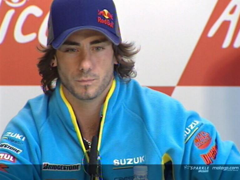 Hopkins - Press Conference GP France