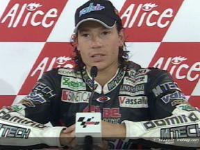 Fabrizio LAI nach dem Rennen