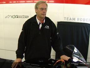 El chasis, con el Team Roberts