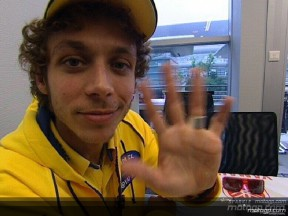 rossi on board