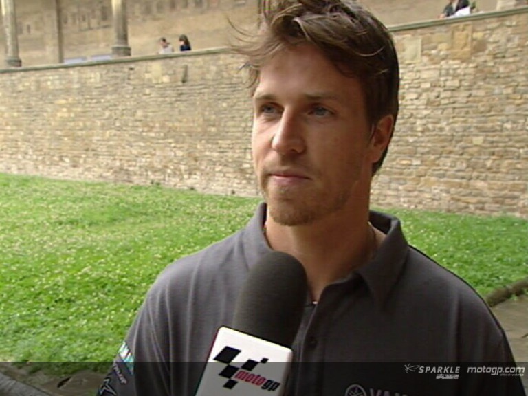 James ELLISON after pre-event