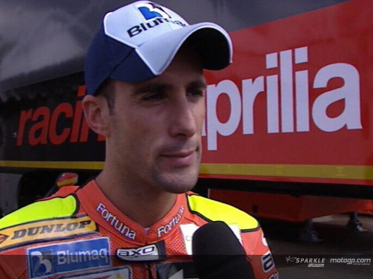 Alex DEBON after QP1