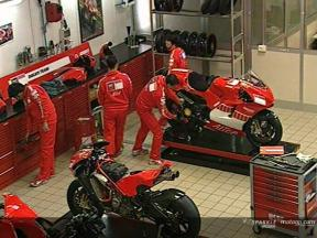 Visit to Ducati´s factory