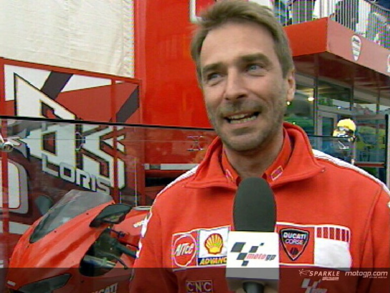 Expert  Eye: Livio Suppo, Ducati MotoGP project manager