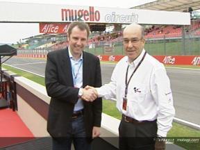 MotoGP en Mugello hasta 2011