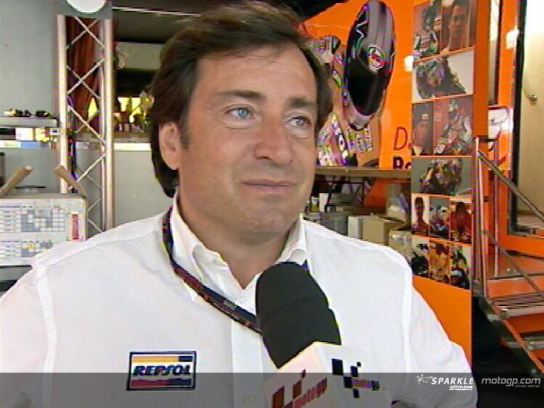 Expert Eye: Sito Pons, Team Principal Camel Honda