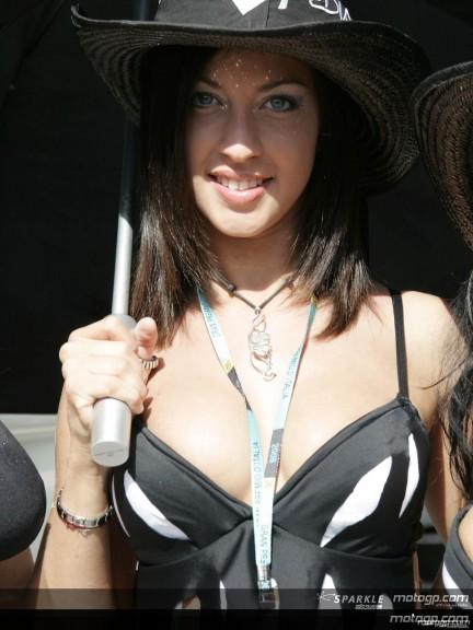 Paddock Girls - Italy
