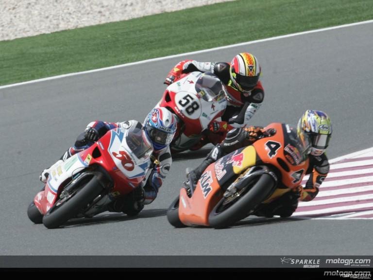 250cc Circuit Action Shots - Qatar