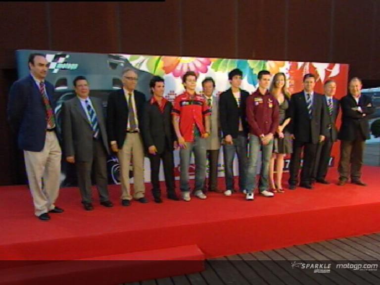 GP Catalunya presented in Barcelona