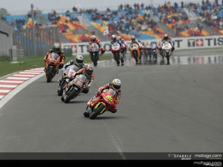 250cc Circuit Action Shots - Turkey