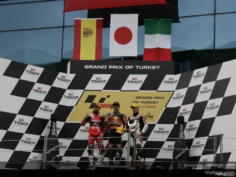 250cc Circuit Action Shots - Turkey