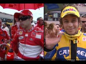 Rossi vs. Capirossi