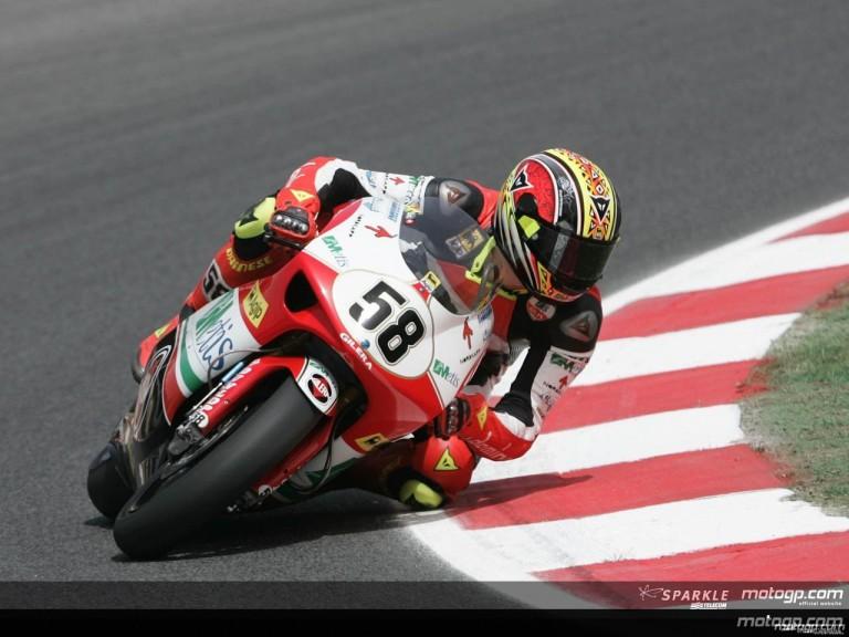 250cc - Circuit Action Shots - Gran Premi Cinzano de Catalunya