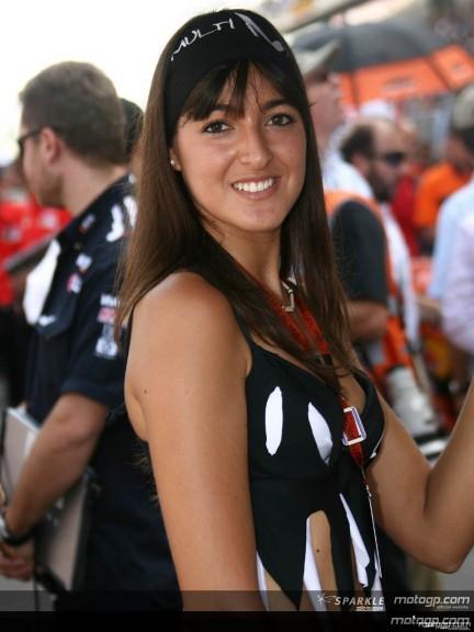 Paddock Girls - Circuit de Catalunya