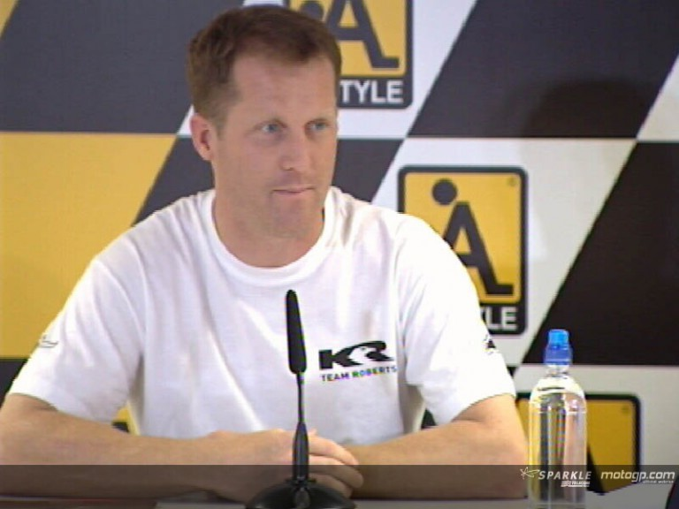 Kenny ROBERTS - Press Conference