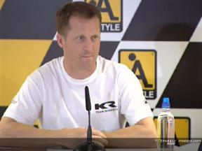Kenny ROBERTS - Conferenza Stampa