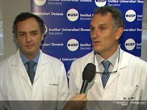 Doctors talk about Gibernau´s conditions
