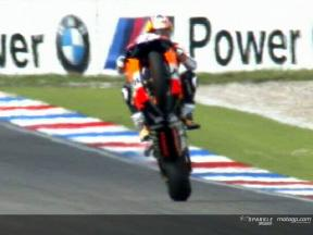 The best of Warm Up MotoGP  - Video Clip