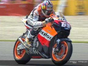 Vídeo Resumen  (carrera MotoGP)