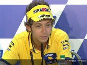 Valentino ROSSI - Press Conference