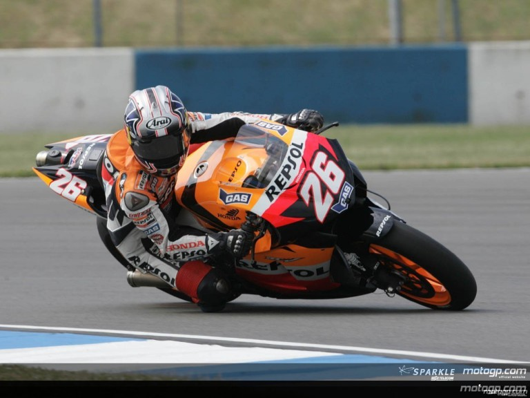 MotoGP - Circuit Action Shots - Gas British Grand Prix