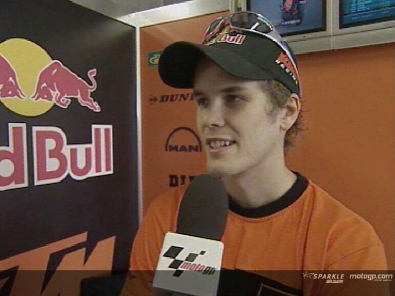 Mika KALLIO after QP2