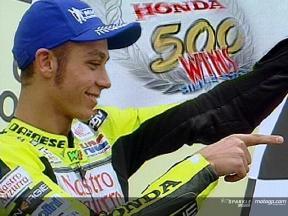 Le 500 vittorie di Honda