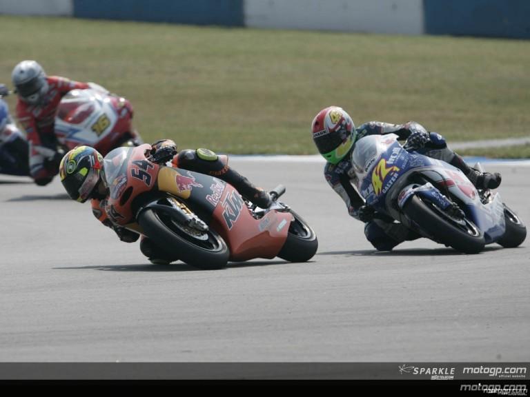 250cc - Circuit Action Shots - Gas British Grand Prix