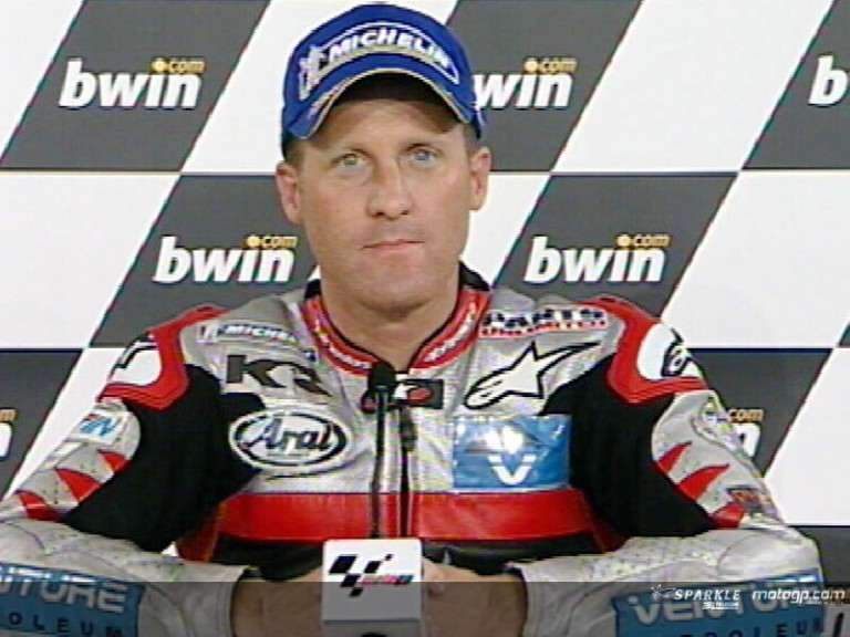 Kenny ROBERTS after QP