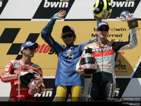 motogp podio
