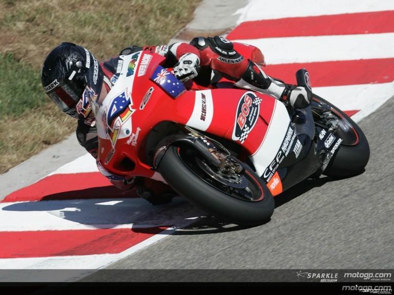 250cc - Circuit Action Shots - betandwin.com Motorrad Grand Prix Deutschland
