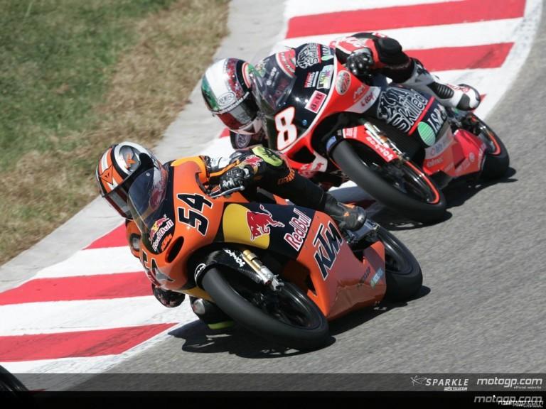 125cc - Circuit Action Shots - betandwin.com Motorrad Grand Prix Deutschland