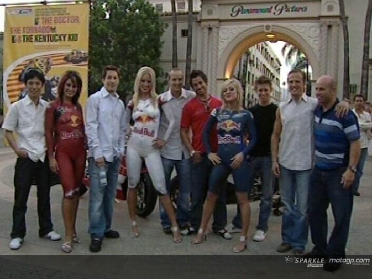 Laguna Seca GP 2005 film premiere