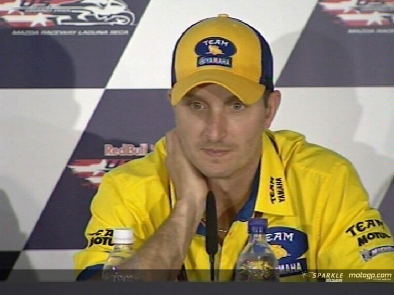 Colin EDWARDS - Press Conference