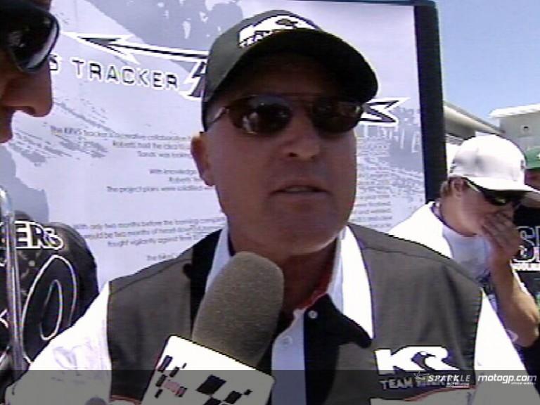 Kenny Roberts Senior Interview