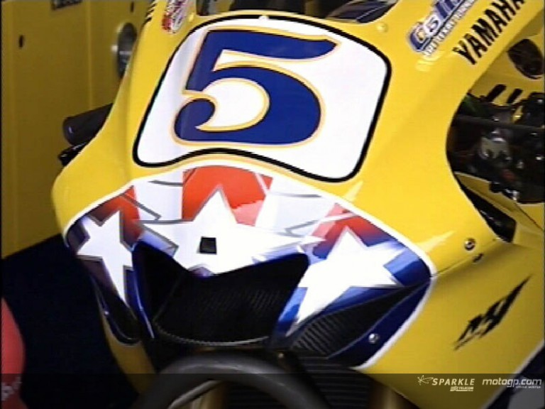 Edwards´ Star Spangled Yamaha