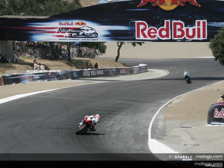 MotoGP - Circuit Action Shots - Red Bull U.S. Grand Prix