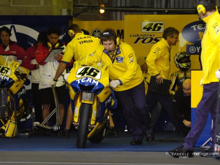 Rossi\'s crew