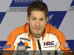 Nicky HAYDEN - Conferenza Stampa