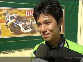 Entrevista a Shinya NAKANO