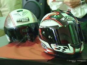 Official MotoGP helmets presentation