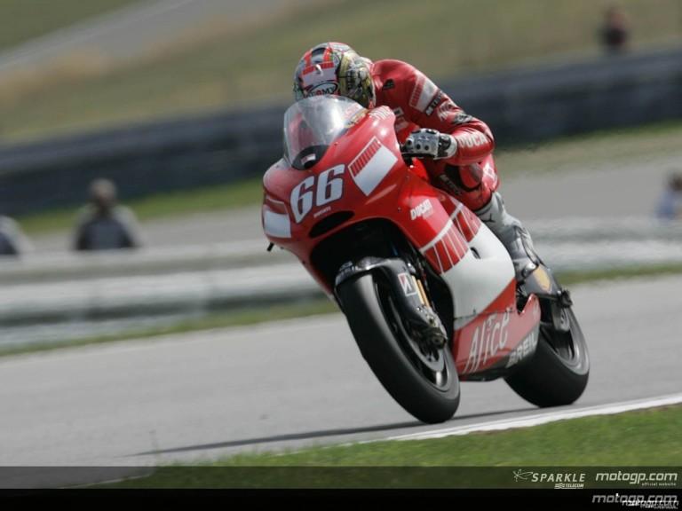 MotoGP - Circuit Action Shots - Gauloises Grand Prix Ceske Republiky