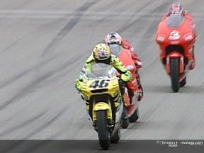 The last race of  500cc
