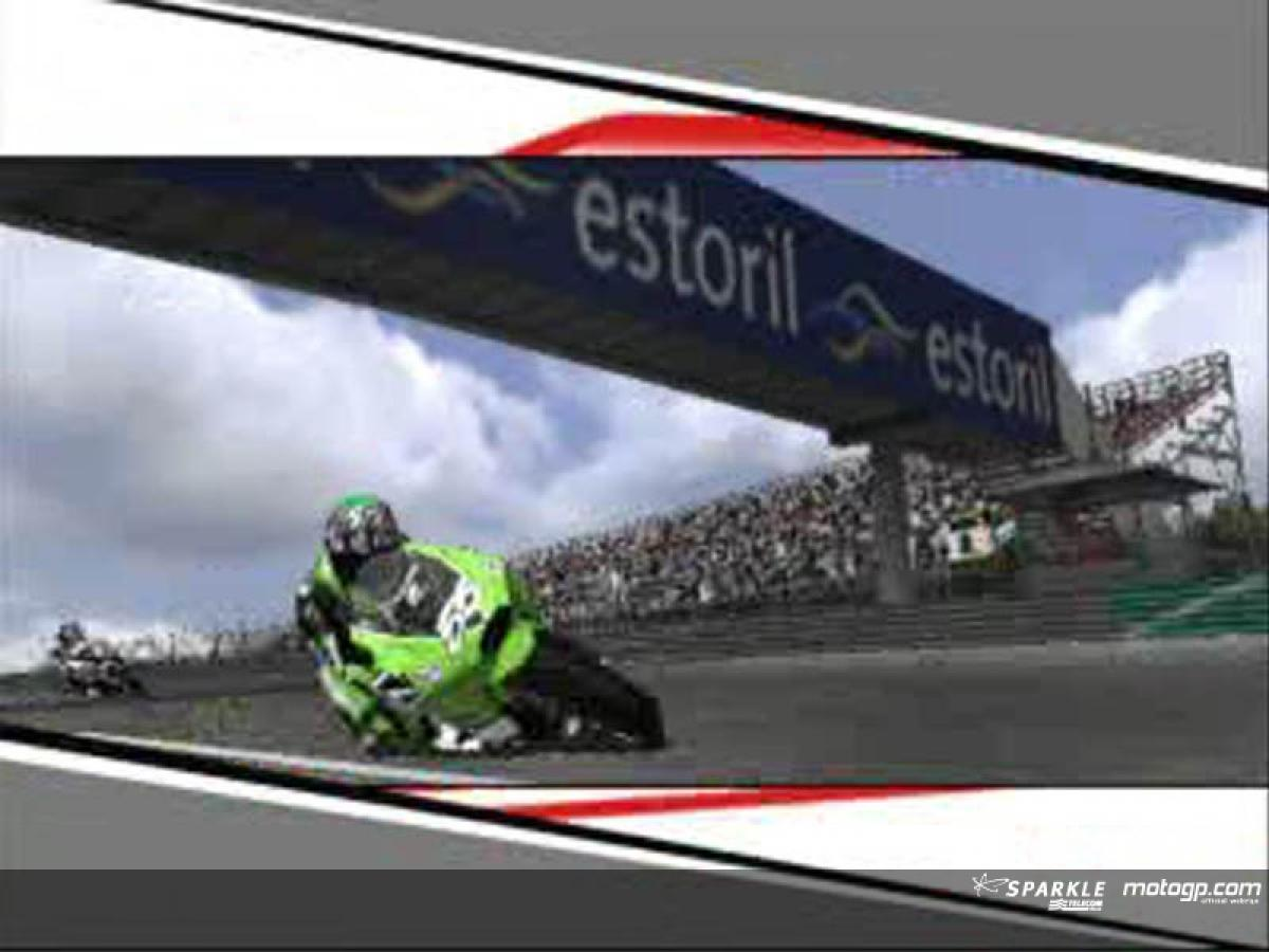 Motogp Now On Psp In Japan Motogp