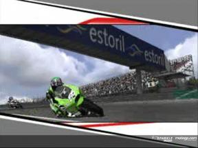 PSP『MotoGP』のCMビデオ