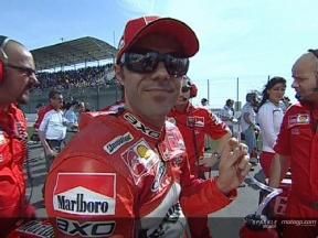 Capirossi interview - season review