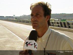 Puig talks about Dani Pedrosa