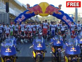 Red Bull MotoGP Rookies Cup selection