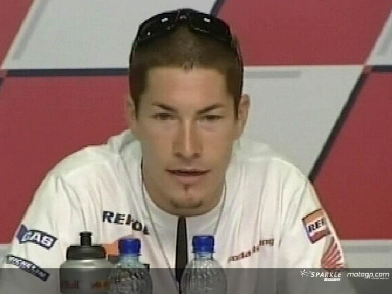 Hayden - Press Conference