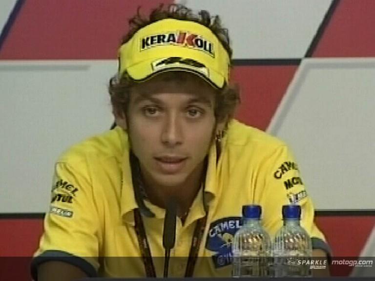 Rossi - Press Conference
